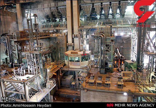 2میلیون و 565 هزار تن فولاد  در 9 ماه امسال صادر شد
