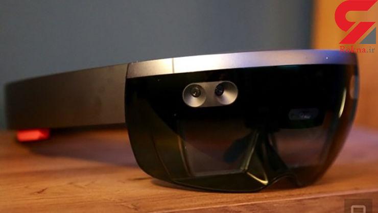 عینکی که اشیاء را برای نابینایان به حرف میآورد+عکس