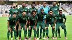 پیروزی عربستان بر تیم اروپایی در دیدار دوستانه