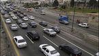 ترافیک در محور شهریار-تهران نیمه سنگین است/ بارش برف و باران در استانهای آذربایجان شرقی و غربی، اردبیل و البرز