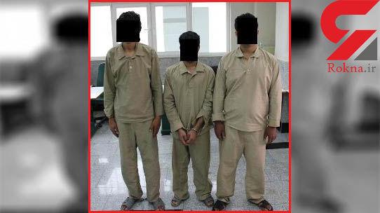 این 3 دزد را می شناسید؟ / آنها در  لواسان چه می کردند! + عکس