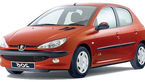 قیمت پژو 206 مدل 1400 اعلام شد + جدول