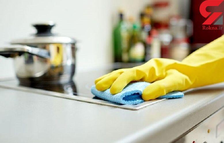 میکروبی ترین لوازم خانه که بیمارتان می کنند