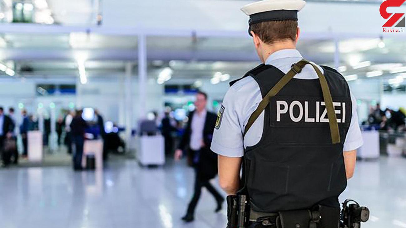 ماجرای کشف اسکلت انسان در چمدان یک زن در فرودگاه