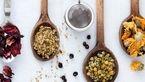 درمان معده درد با چای های طبیعی