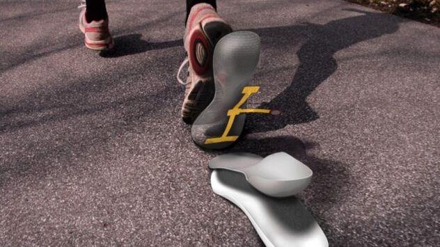 کفی هوشمند از پای افراد دیابتی محافظت می کند