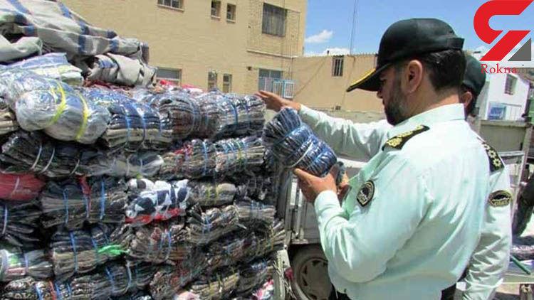 کشف 53 میلیارد کالای قاچاق در ماهشهر