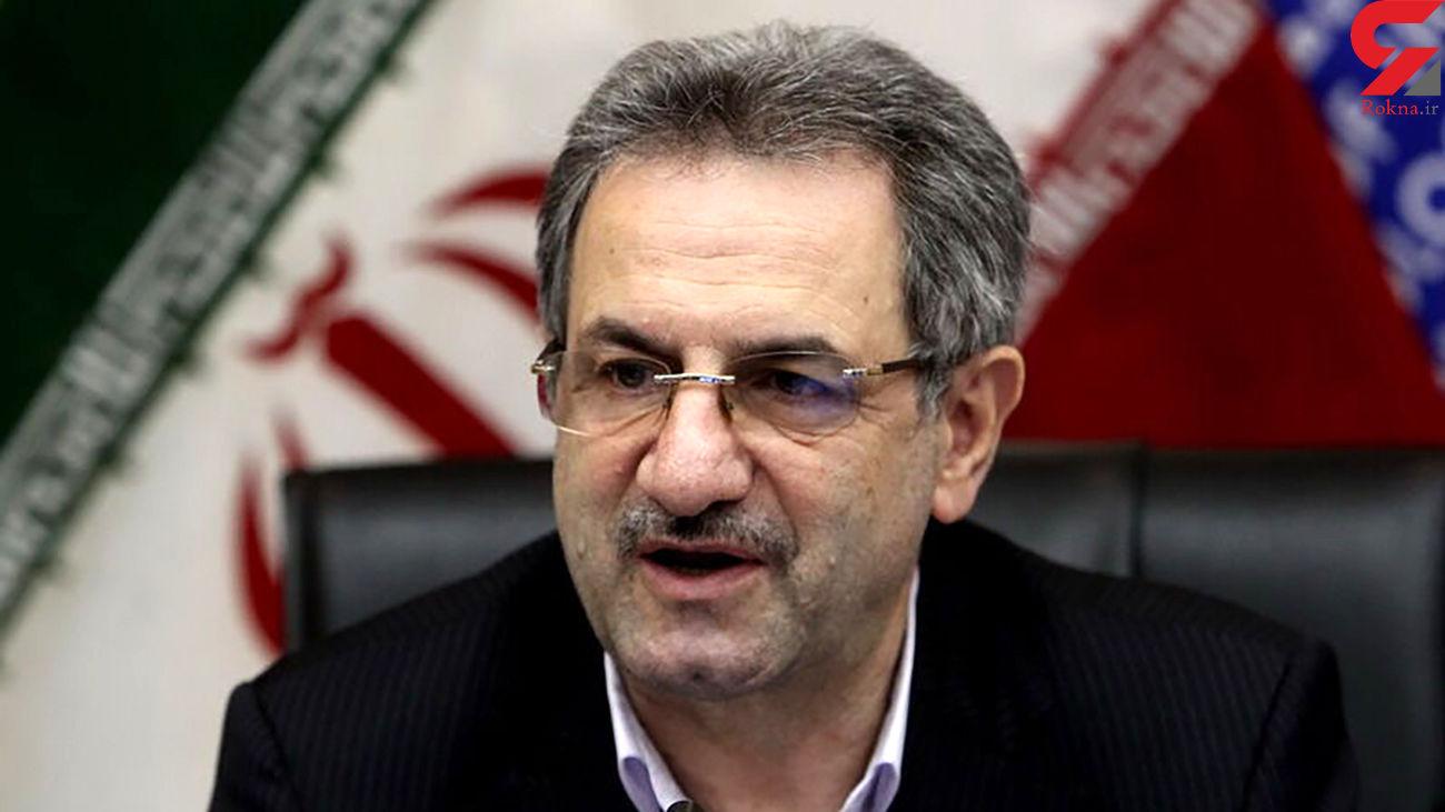استاندار تهران : ۶۱ درصد مردم استان تهران بر علیه کرونا واکسینه شدند