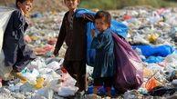 انتقال کودکان زباله گرد به گودها و گاراژها / کودکان از چرخه زباله گردی حذف نمی شوند
