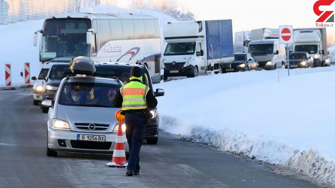آلمان مرزهایش را با جمهوری چک و اتریش مسدود کرد