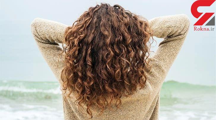 شاداب نگه داشتن موها با ترفندهای ساده