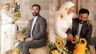 عکس همسر اول شوهر دوم بهاره رهنما ! / چقدر تفاوت؟! + عکس