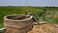 ۱۹۰ حلقه چاه غیرمجاز در استان زنجان مسدود شد