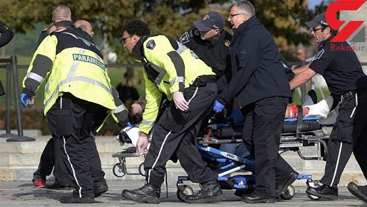 4 تن در تیراندازی شرق کانادا کشته شدند