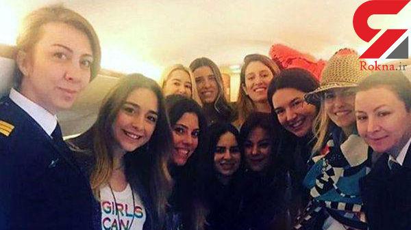 انتشار محتوای جعبه سیاه هواپیمای  دختر ترکیه ای در ایران + جزییات