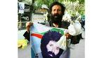 یک دستفروش رئیس شورای شهر خرم آباد شد+عکس
