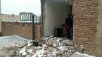 انفجار شدید در خیابان عباسی تبریز + عکس