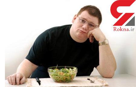 ارتباط چاقی با ضعف حافظه