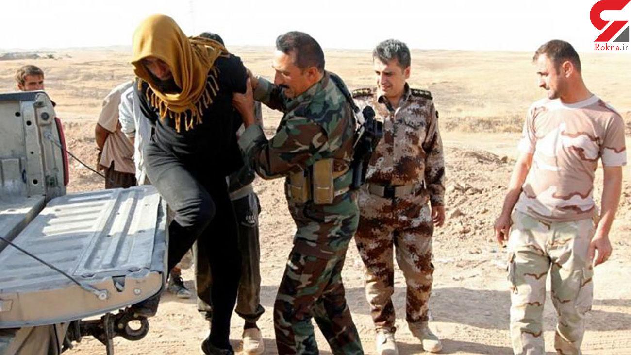 بازداشت خطرناکترین تروریستهای عراق / ابوالکریم کیست؟