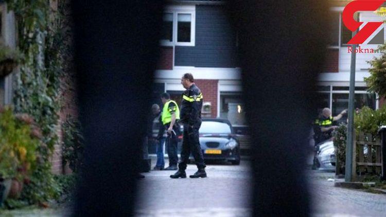 قتل عام خانوادگی در دوردرخت / مردی با شلیک به 2 کودکش خودکشی کرد !