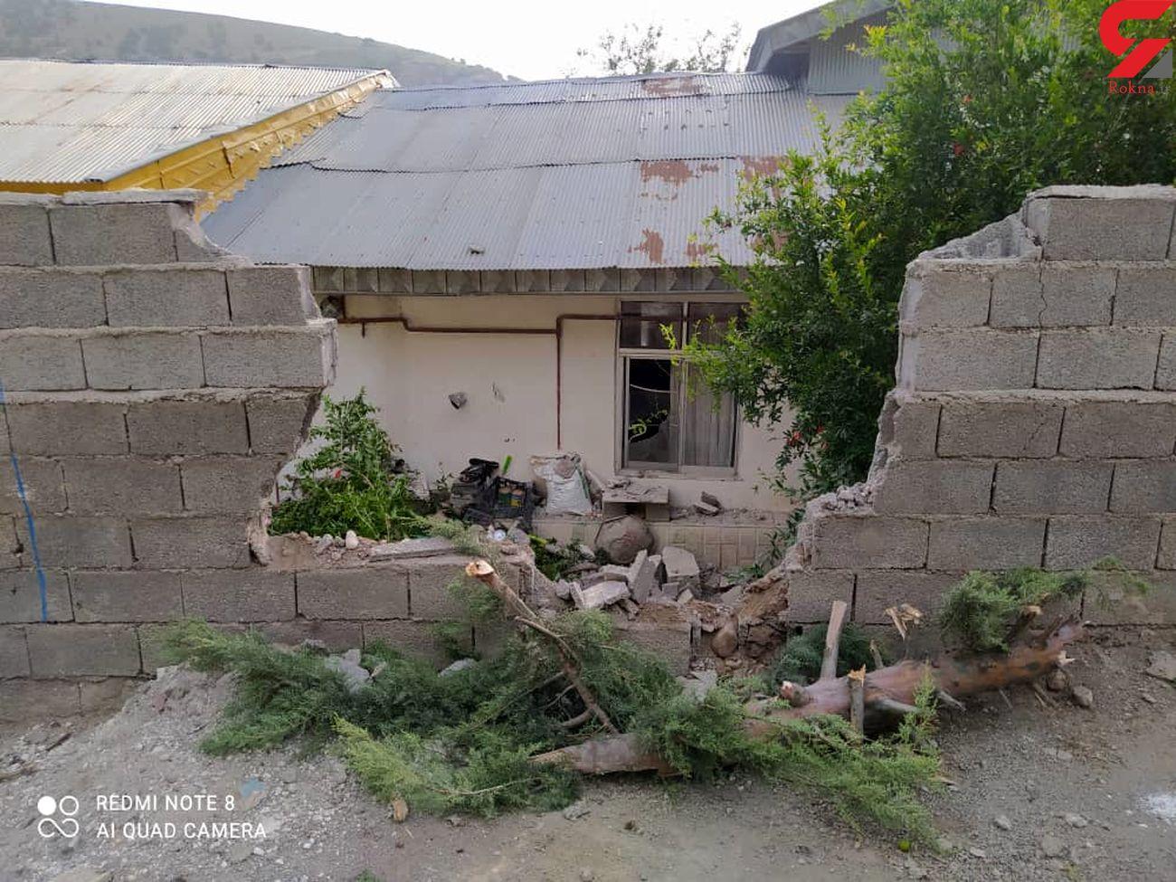 رانش زمین در رودبار /به همراه فیلم و عکس