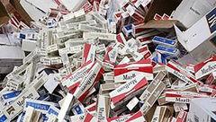 باند بزرگ قاچاق سیگار در هرمزگان منهدم شد