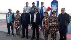 یک طلا و یک نقره دیگر برای قایقرانهای ایران در قهرمانی آسیا