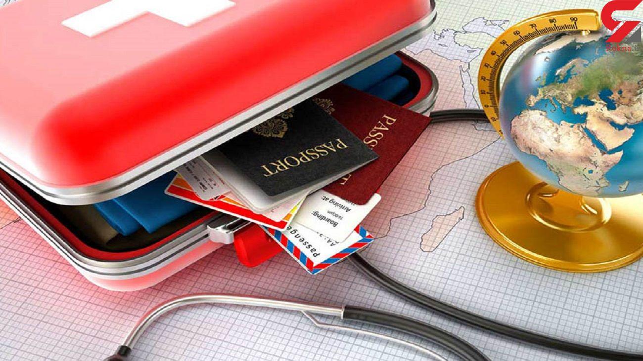 جذب 27 هزار خارجی برای گردشگری سلامت در سه ماهه نخست امسال
