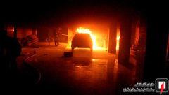 آتش نشانان فرشته نجات 2 زن  در شهری ری شدند+ تصاویر