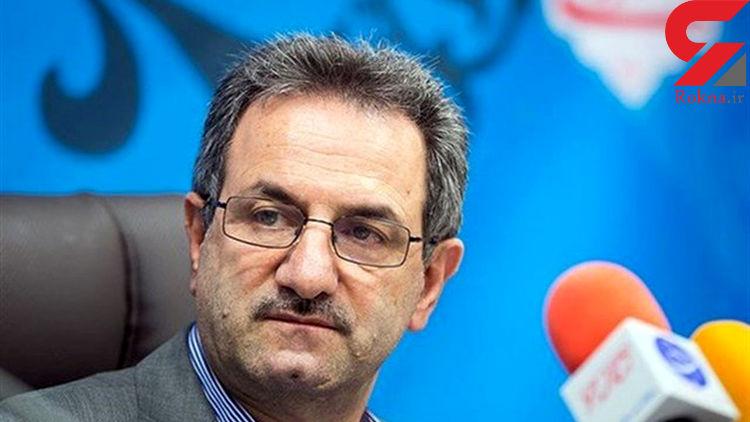 استاندار تهران: 2021 نفر بازداشت شدند که خیلی از آنها با یک بازجویی آزاد شدند