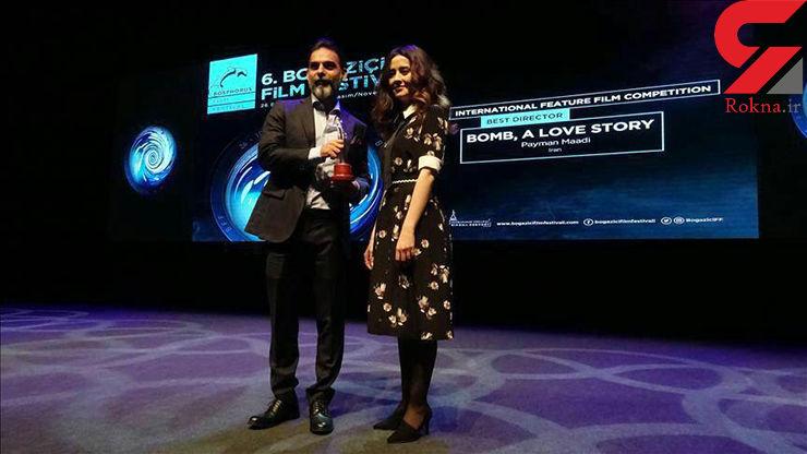 ترکها جایزه بهترین کارگردان را به پیمان معادی دادند