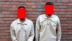مسخره ترین انگیزه برای دزد شدن 2 مرد شیک پوش تهرانی +عکس