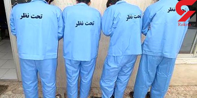 راز تبهکاری باند آدم کوچولوها در مشهد