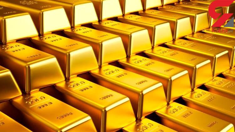قیمت جهانی طلا امروز چهارشنبه ۱۳ آذر