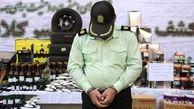 دستگیری ماموران قلابی شمشیر به دست در بم