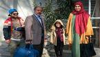 نورالدین خانزاده بازیگر سریال ن . خ کرونا گرفت / دعایش کنید + عکس