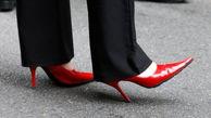 کفش پاشنه بلند عامل پنهان چاقی زنان