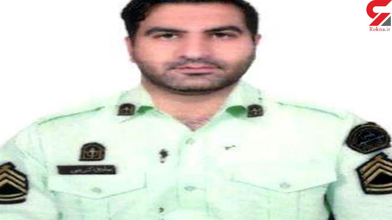 مرگ عامل شهادت تکاور پلیس در نیکشهر
