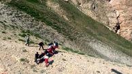 ایست قلبی فردی 65 ساله در قله شیرکمر محدوده دیزین