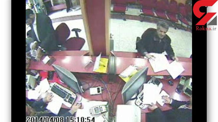 این مرد خبیث را می شناسید؟ پلیس در تعقیب اوست!+عکس متهم بدون چشم پوش