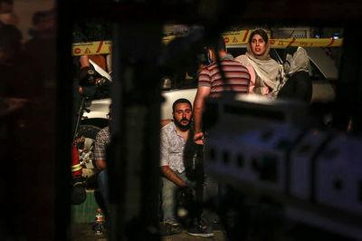 در پشت بام کلینیک سینا فقط یک دقیقه باز بود همه زنده می ماندند! /  جزییات علت انفجارتجریش + فیلم