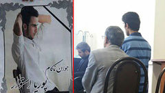 رپر زیر زمینی در قتل خونین تهران دفاع عجیبی کرد + عکس و فیلم گفتگو