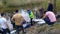 مرگ تلخ ماهیگیر جوان گیلانی زیر آوار دیوار + عکس دلخراش