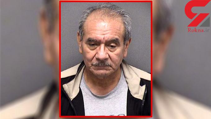 این مرد دختر 5 ساله را دزدید و7 سال به او تجاوز کرد تا باردار شود+عکس