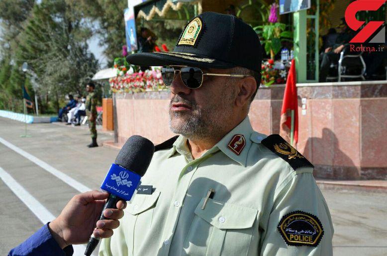 انتقام پلیس از اشرار / عامل شهادت مامور پلیس ایرانشهر کشته شد