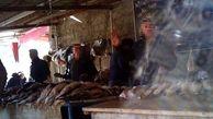فیلمبرداری ممنوع/  بازار فریدونکنار در قرق لاکچریفروشان + عکس