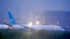 حادثه وحشتناک در باند فرودگاه! + جزییات