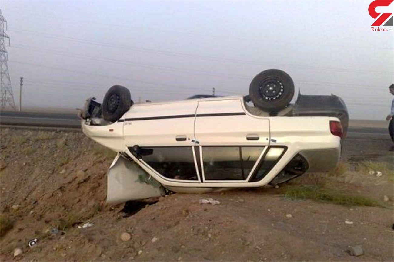2 کشته در حوادث رانندگی کرمانشاه