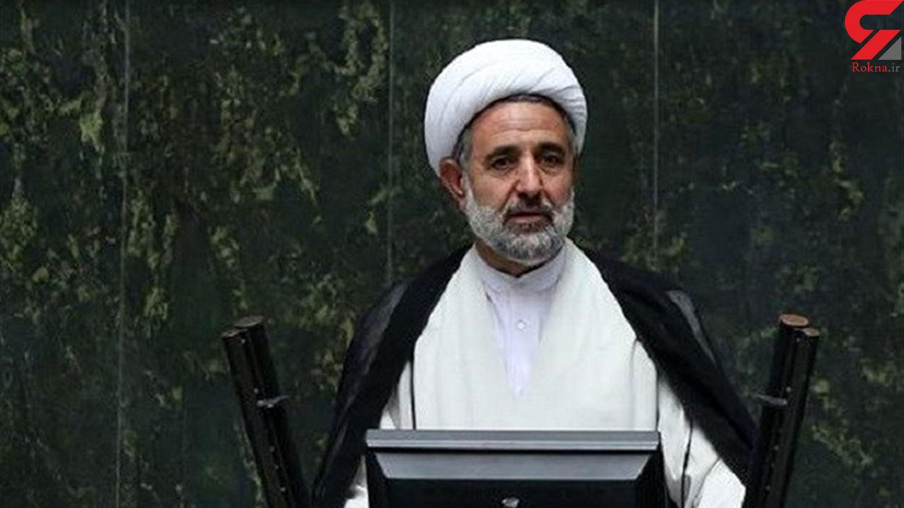 درخواست ذوالنور از نمایندگان مجلس برای استیضاح روحانی !+ فیلم