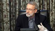 علی لاریجانی پیروزی «رئیسی» در انتخابات ریاستجمهوری را تبریک گفت